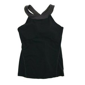 Lole Cutout Back Athletic Tank Top Size Medium